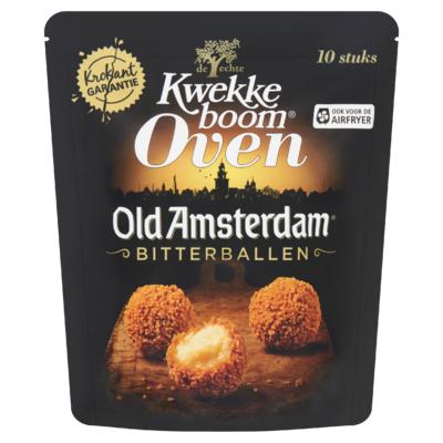 Kwekkeboom Oven Old Amsterdam Bitterballen 10 x 25 g