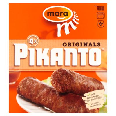 Mora Pikanto Originals 4 x 100 g