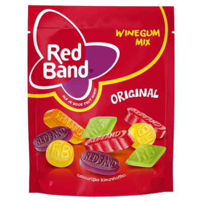 Red Band Winegummix