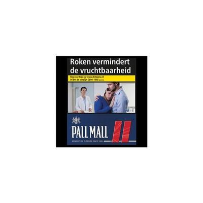 Pall Mall sigaretten red XL 25