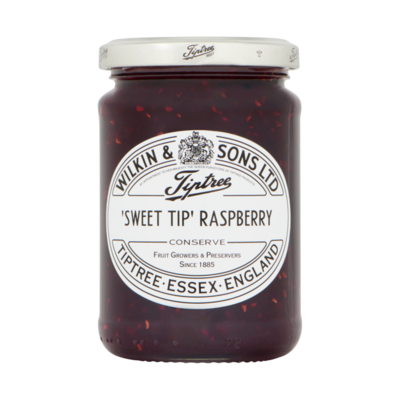 Wilkin & Sons Ltd Tiptree 'Sweet Tip' Raspberry Conserve