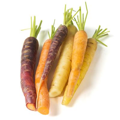 Huismerk Regenboog wortelmix