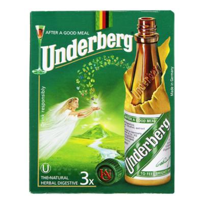 Underberg 3-pack