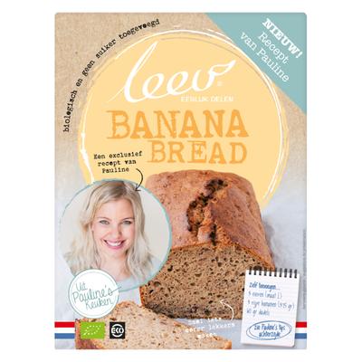 Leev Pauline bio mix bananabread