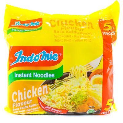 Indomie Chicken instant noodles