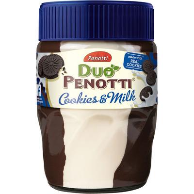 Penotti Duo penotti cookies & milk