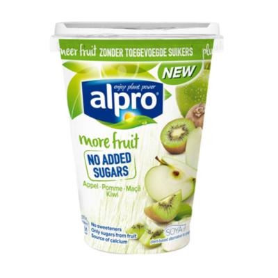 Alpro Meer fruit appel-kiwi