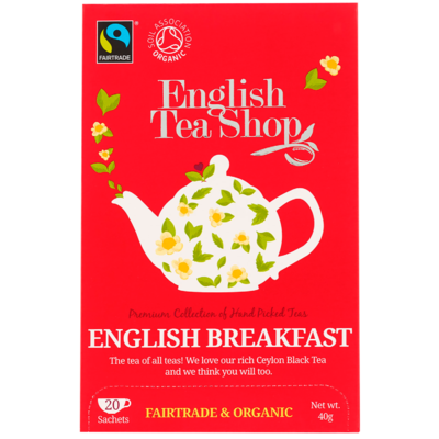 English Tea Shop Thee English breakfast