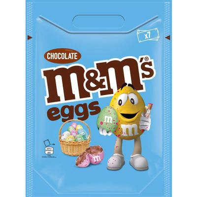 M&M's Paaseitjes sharing pouch