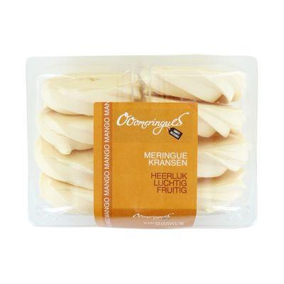 Ooomeringues Amb. Krans mango coating yoghurtsmaak