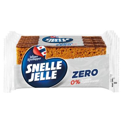 Snelle Jelle Zero 4-pack 168 g