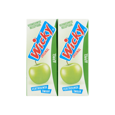 Wicky Original Appel