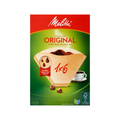 Melitta Koffiefilters Original