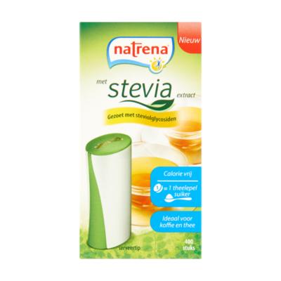 Natrena met Stevia Extract 400 Stuks