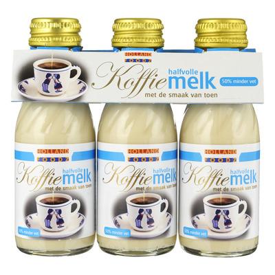 Holland Foodz Koffiemelk halfvol