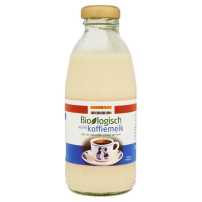 Holland Foodz Biologische koffiemelk vol