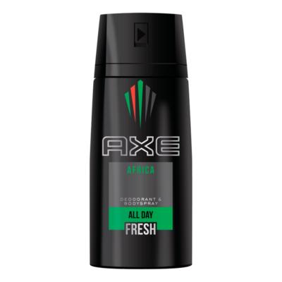 Axe Bodyspray Deodorant Afri