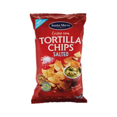 Santa Maria Crispy Corn Tortilla Chips Salted