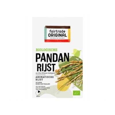 Fair Trade Original Biologische pandan rijst