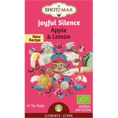 Shoti Maa Thee joyful silence kop