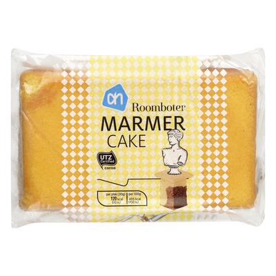 Huismerk Roomboter marmercake