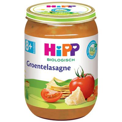 Hipp Groentelasagne biologisch 8 maanden