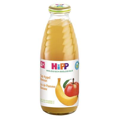 Hipp Sap appel banaan bio 4m