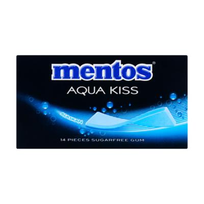Mentos Aqua Kiss Alaskan 14 Stuks
