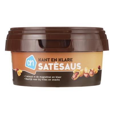 Huismerk Satésaus kant-en-klaar