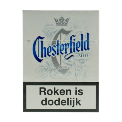 Chesterfield Sigaretten cgd. lights