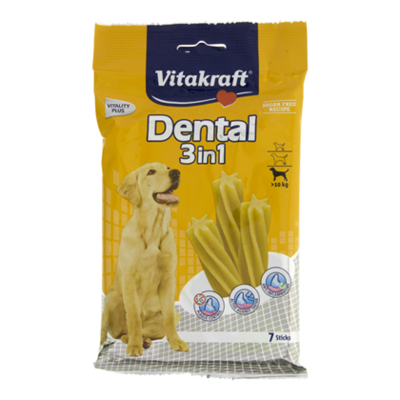 Vitakraft Dentalsticks 3-in-1 medium
