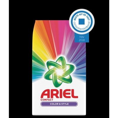 Ariel Actilift Wasmiddel Poeder Color & Style