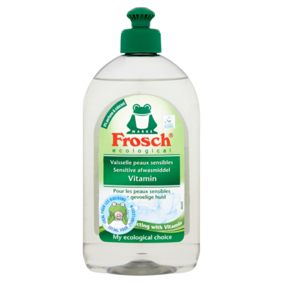 Frosch Sensitive Afwasmiddel Vitamin 500 ml