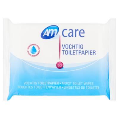 Amcare Vochtig toiletpapier navulverpakking