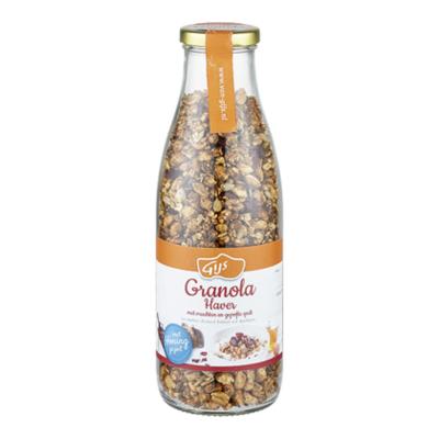 GIJS Granola haver vruchten & gepofte spelt