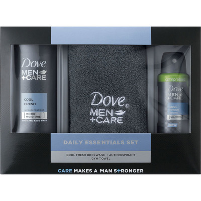 Dove Men+care cool fresh cadeauset