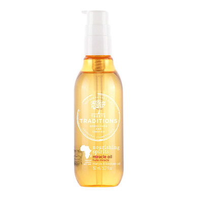 Treets Nourishing spirits miracle oil