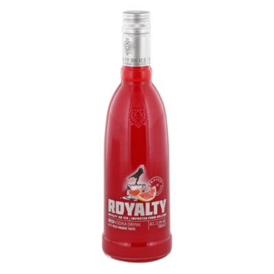 Royalty Red