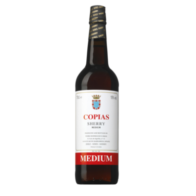 Copias Medium dry sherry