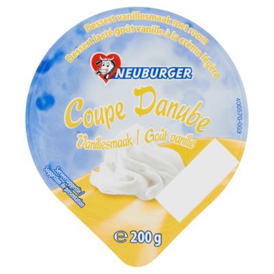 Neuburger Toetje room vanille