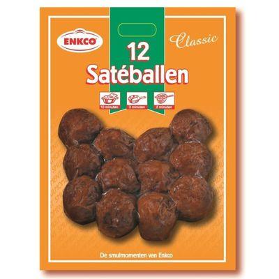 Enkco Saté Ballen
