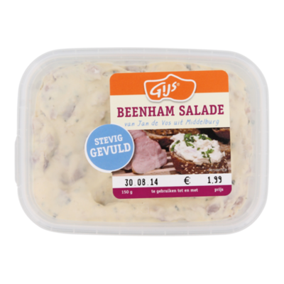 GIJS Beenham salade