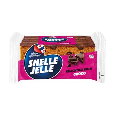 Snelle Jelle Kruidkoek Choc 4-Pack