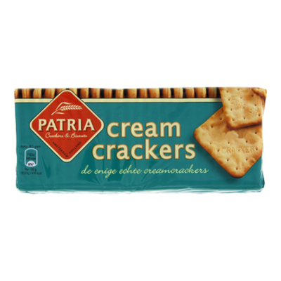 Patria Cream crackers