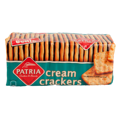 Patria Crackers cream