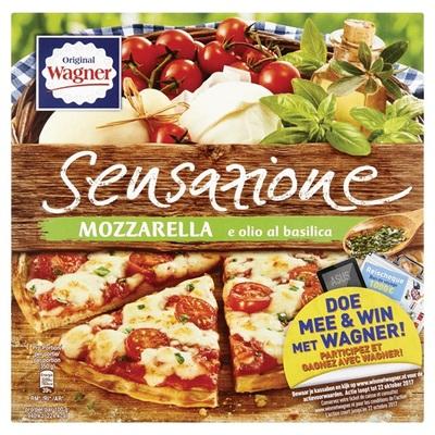 Wagner Sensazione Pizza Mozzarella