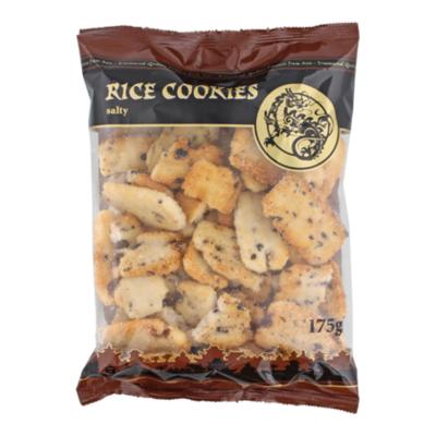 Starnut Salty rice cookies
