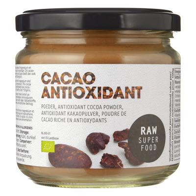 Raw Organic Food Cacao antioxidant poeder