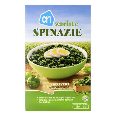 Huismerk Spinazie fijn gesneden