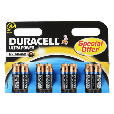 Duracell Ultra power AA 4 + 4 gratis